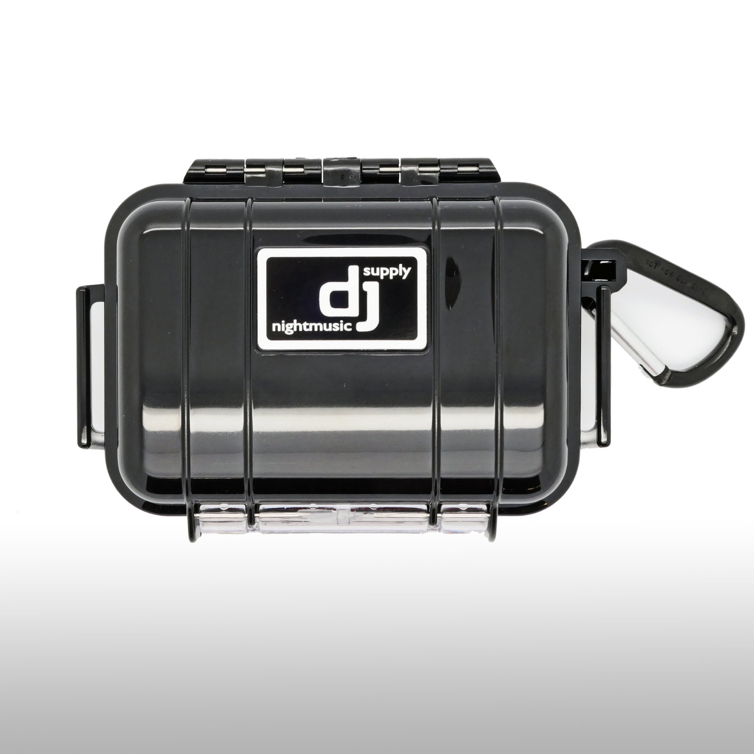 Professional USB DJ Case - incl. inlay for 2 flash drives